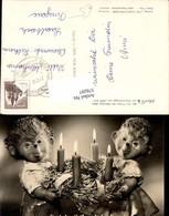 578297,Künstler AK Mecki AK Igel Weihnachten Weihnachtskranz - Mecki