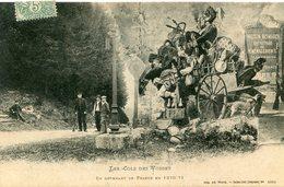 VOSGES(FRONTIERE) 1870 - Douane