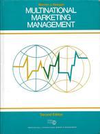 Multinational Marketing Management - Warren J. Keegan - Business/ Management