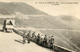 TURINI(FRONTIERE) CHASSEUR ALPIN - Douane