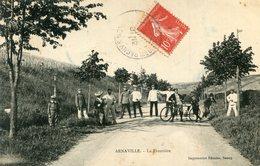 ARNAVILLE(FRONTIERE) - Douane