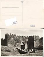 577519,Israel Jerusalem Damaskus Tor - Israel