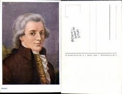 577543,Wolfgang Amadeus Mozart - Schriftsteller