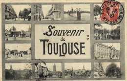 Fantaisie Souvenir De TOULOUSE  Multivues RV - Toulouse