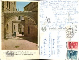 577530,Israel Jerusalem Mea Shearim Quarter - Israel