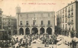 MANRESA CASA CIUDAD Y  PLAZA MAYOR - Non Classés