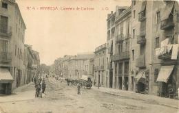 MANRESA  CARRETERA DE CARDONA - Non Classés