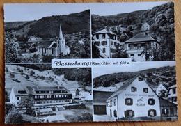 68 : Wasserbourg - Multivue / Multi Vues / Multivues - Restaurant Au Petit Ballon - Etc. (n°13100) - Autres Communes