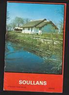Soullans  Brochure De 32  Pages - Sables-d'Olonne Saint-Jean-de-Monts Challans Vendée - Dépliants Touristiques