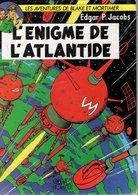 B.D.BLAKE ET MORTIMER - L'ENIGME DE L'ATLANTIDE - EDITION SPRECIALE POUR ESSO EN 1998 - Blake Et Mortimer
