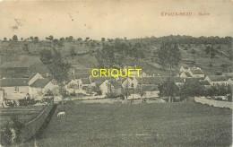 02 Epaux-Bézu, Buire, Belle Carte Pas Courante Affranchie 1914 - France