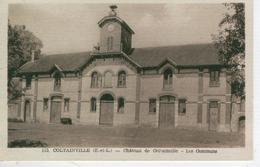 COLTAINVILLE Près De Chartres - Le Château - Ses Communs- Bon état - Frankrijk