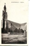 N°64490 -cpa St Guyomard -l'église- - Andere Gemeenten