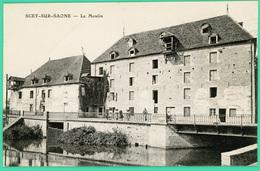 Scey Sur Saône - Le Moulin  -  Animé - - Vesoul