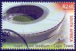 Used South Africa 2010, Stadiums 1V. - Afrique Du Sud (1961-...)