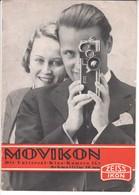 2911   ZEISS IKON --MOVIKON  PROSPEKT - Magazines