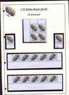 Belgie 2349 H2 Buzin Vogels Birds Feuille De Collection Numéro De Planche Plaatnummer Drukdatum - 1985-.. Pájaros (Buzin)