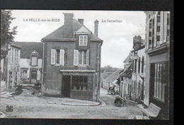45, La Selle Sur Le Bied, Le Carrefour - France