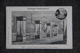 PARIS - Exposition Internationale, Musée Du Travail De La Mutualité. - Ausstellungen