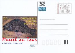 "Rep. Ceca / Cart. Postali (Pre2012/03) Mostra ""Messel On Tour"" - Palaeoperca Proxima - Altri"