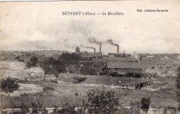 S137 - Cpa 03  Bézenet - La Houillière - France