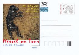 "Rep. Ceca / Cart. Postali (Pre2012/04) Mostra ""Messel On Tour"" - Darwinius Masillae - Altri"