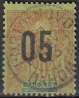N° 36 - O - Dahomey (1899-1944)