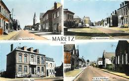 MARETZ - Carte Multi-vues. - Altri Comuni