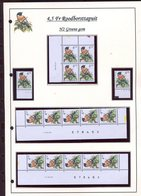 Belgie 2397 H2 Buzin Vogels Birds Feuille De Collection Numéro De Planche Plaatnummer Drukdatum - 1985-.. Pájaros (Buzin)