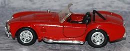 AC COBRA 427 -1965 - Solido