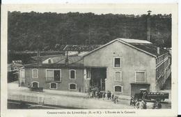 LIVERDUN - Conserverie - L'entrée De La Caisserie - Liverdun