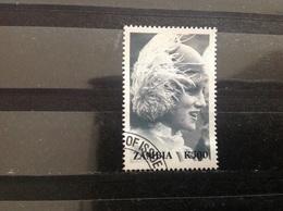 Zambia - Lady Diana (500) 1992 - Zambia (1965-...)