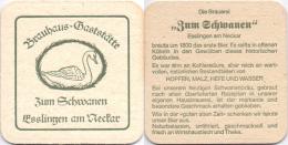 #D220-093 Viltje Brauhaus Zum Schwanen - Sous-bocks