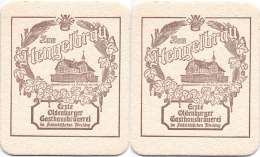 #D220-134 Viltje Zum Hengelbräu - Sous-bocks
