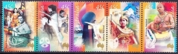 Australie - Australia 2000 Yvert 1812-16, Arts Festival - MNH - 2000-09 Elizabeth II