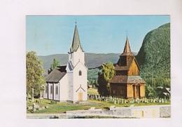 CPM NORVEGE, TORPO HALLINGDAL En 1965! (voir Timbre) - Norwegen