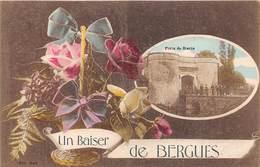 59-BERGUES- UN BAISER DE BERGUES - Bergues