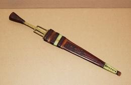 Dague Touareg - Couteau Poignard Africain - 34.5 Cm - Art Africain
