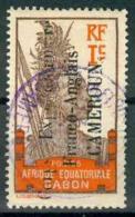 CAMEROUN YVERT 38° - Cameroun (1915-1959)