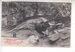 Sp- 54 - LUNEVILLE - CASEMATE ALLEMANDE DANS LES JARDINS DE LA FECULERIE PRES DU PONT DE VILLER - Ruines - Guerre 14 18 - Luneville
