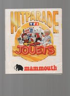(jouets) Catalogue NOEL 1992 MAMMOUTH  (CAT 1141) - Advertising