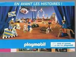 """(jouets) Catalogue PLAYMOBIL  """"en Avant Les Histoires"""" (PPP9135) - Publicités"""