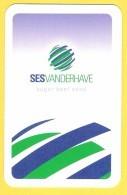 Dos De Carte : Sesvanderhave Semences Seed Beet Sugar Sucre - Cartes à Jouer Classiques