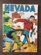 NEVADA N° 259 (MIKI LE RANGER ) - EDITIONS LUG - 5 AOUT 1969 - BON ETAT - Nevada
