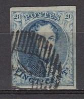 BELGIE 1851   OBP  7 Used,see Scan      [1824  ] - 1851-1857 Medaillen (6/8)