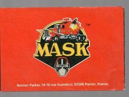 (jouets) Catalogue KENNERPARKER MASK  (PPP14745) - Advertising