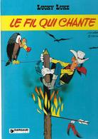 Livre Lucky Luke  Le Fil Qui Chante - Livres, BD, Revues