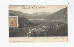 SAN MARTIN DE LOS ANDES , NEUQUEN, 547   REPUBLICA ARGENTINA  1907 - Argentine