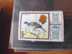 TRINITE ET TOBAGO N°160 - Trinité & Tobago (1962-...)