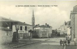 85 - La Mothe Achard - Centre Du Bourg - La Place - La Mothe Achard